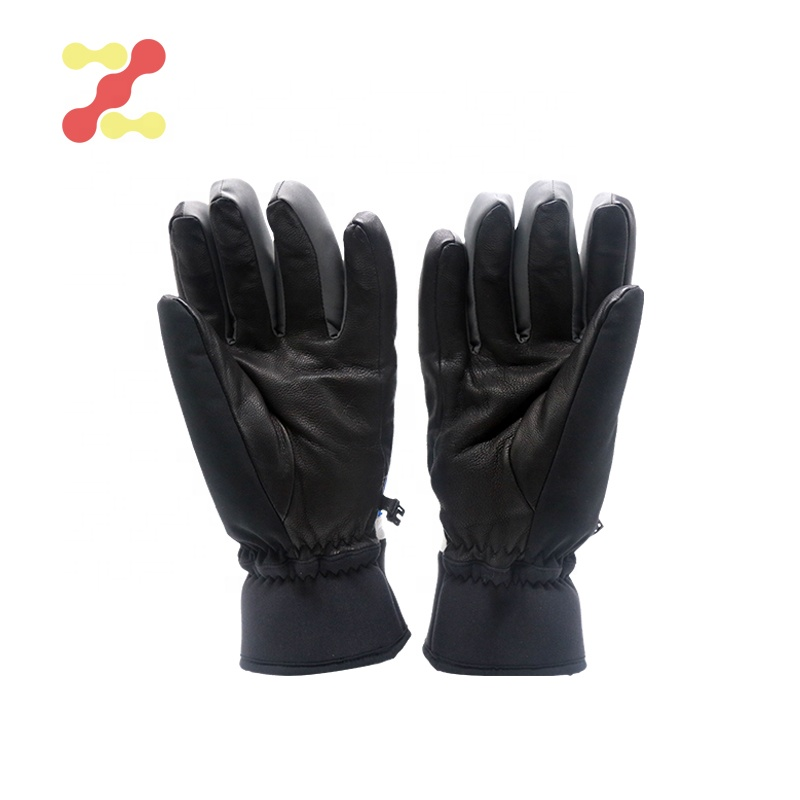 Зимние теплые перчатки для мужчин, лыжные перчатки для сноуборда, уличные спортивные перчатки