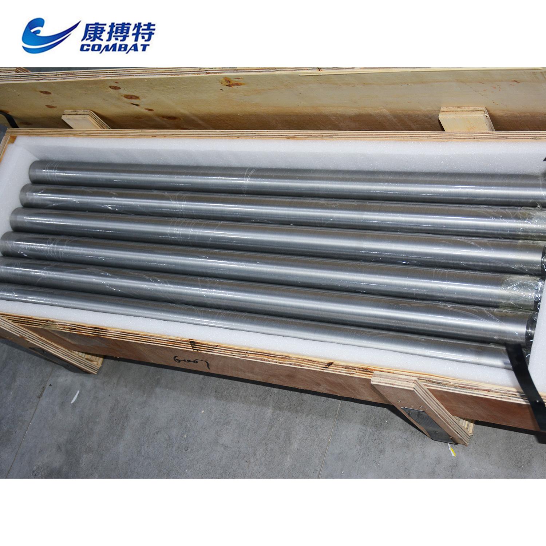 Чистая молибденовая труба электрода чистота 99,95 поставляется с китайского завода