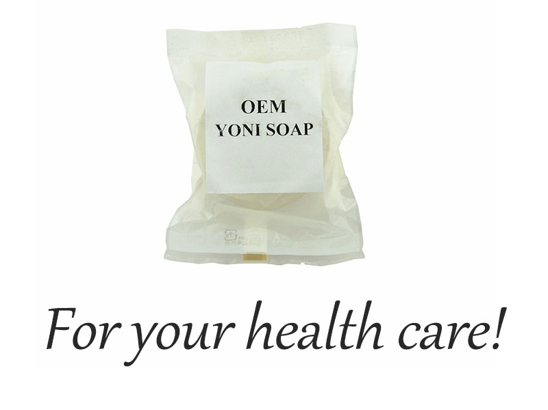 Natural herbal 100% plant extract yoni soap feminine organic bar for PH balance wash clean health care
