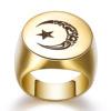 Gold-Star moon