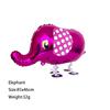 Hot pink Elephanet