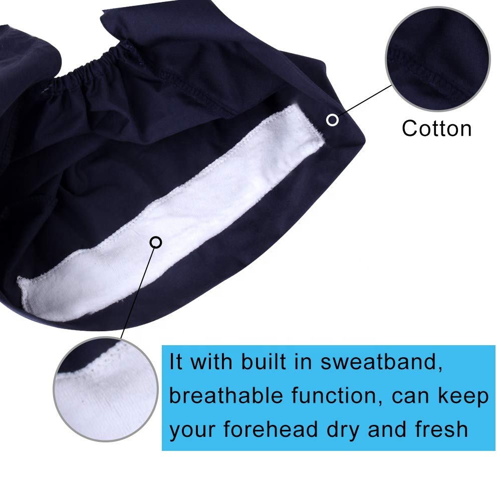 Scrub Cap Unisex Bouffant Hats