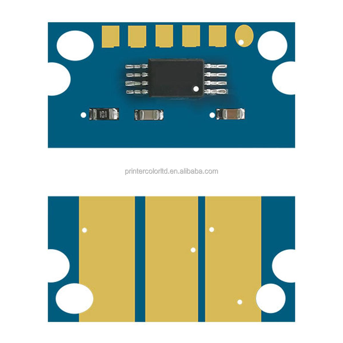 c 25 toner chip de redefinição