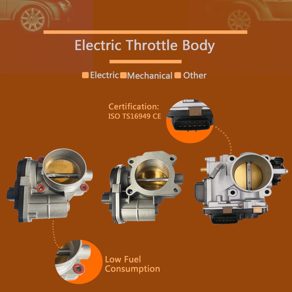 ZPARTNERS performance auto throttling valve engine 96253560 for Chevrolet Daewoo Nubira 1.6 16V car throttle body