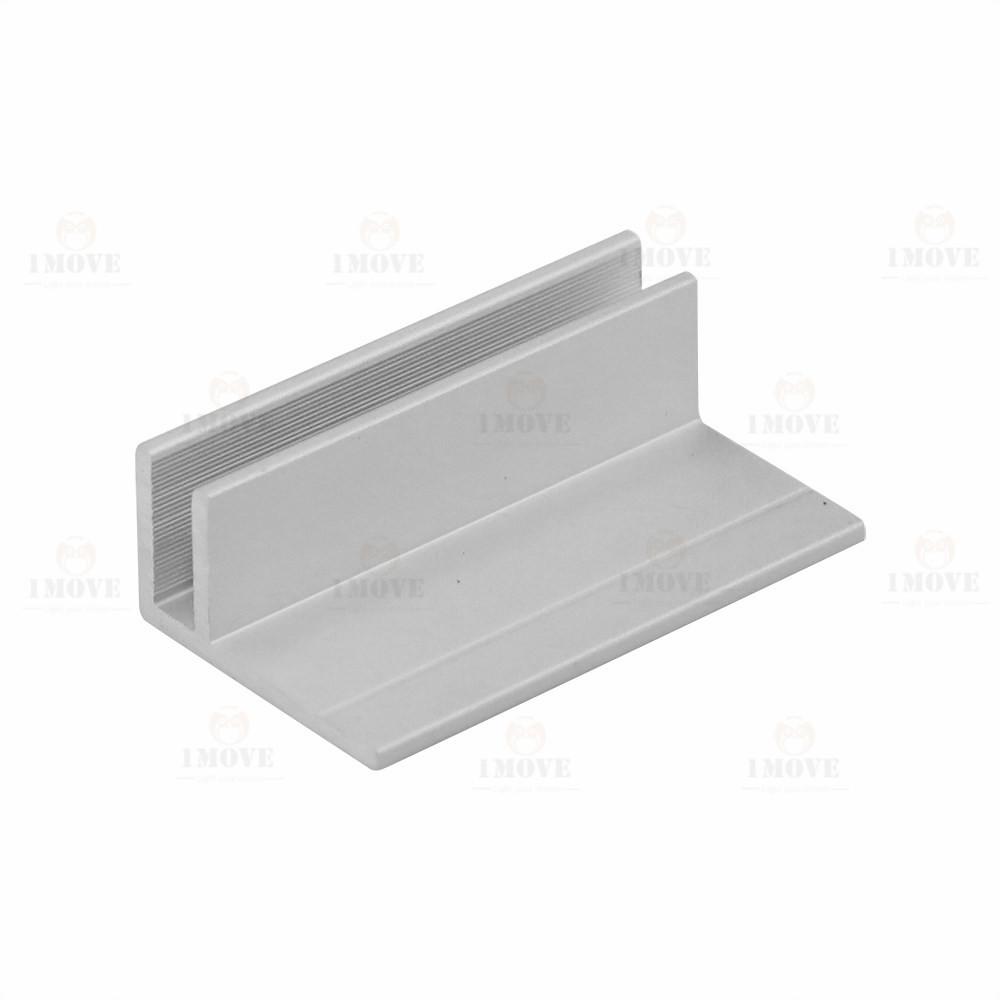 15 мм, не горит ультра тонкий SEG ткань рамки алюминиевый профиль для рамка светлой коробки выставочных стендов