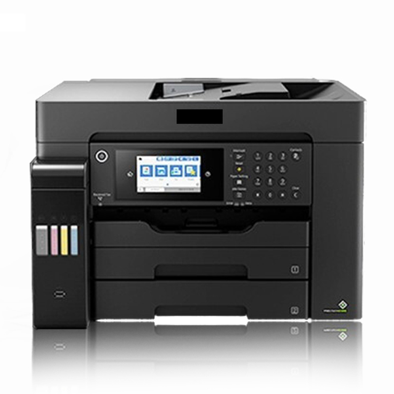 Hot selling EP L15158 with A3+ four colors commercial digital printer wifi automatic duplex printing for wholesales