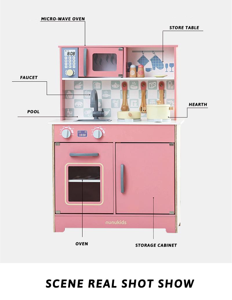 Новые поступления, игрушки для малышей, деревянная мебель, рекламная кухня, обучающие игрушки для детей