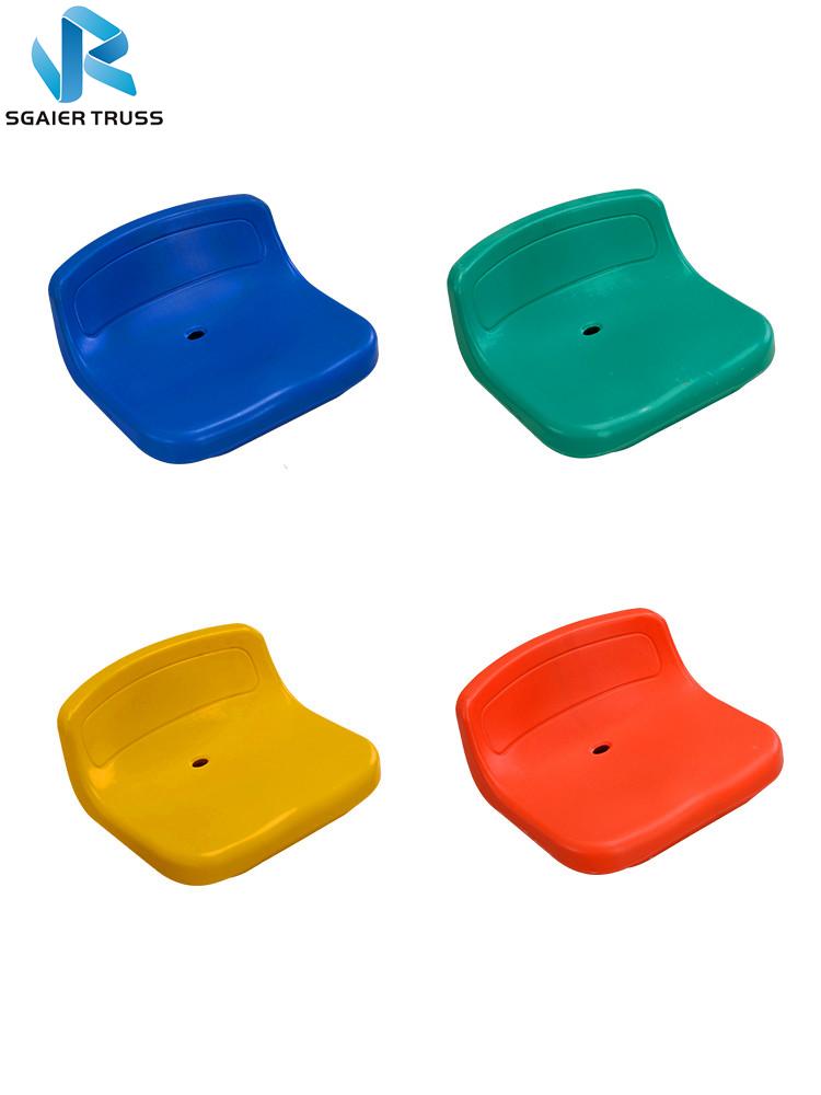 Пластиковый стул для стадиона, футбольного стадиона, Прямая продажа с завода