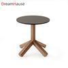 teak wood table D45 B