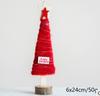 Red Christmas tree S