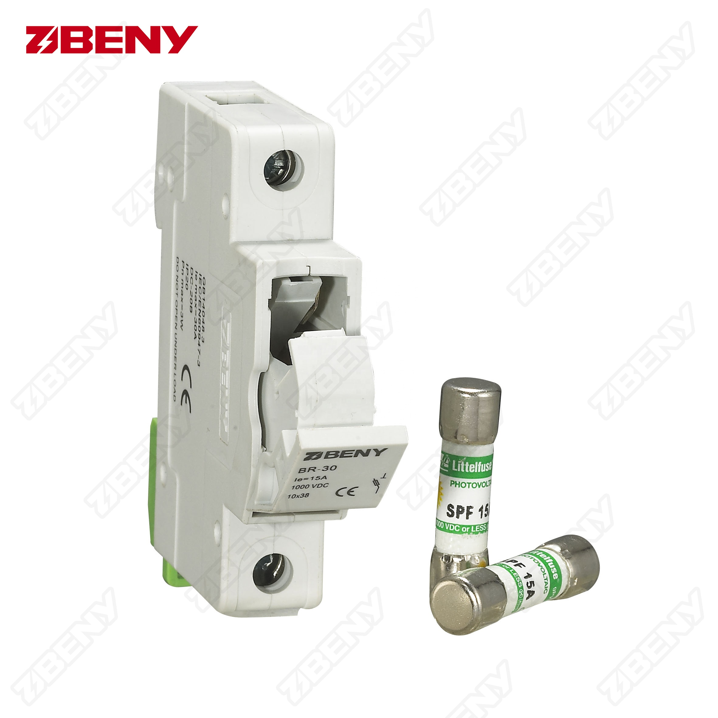 1000V DC fuse holder for solar system, View fuse holder, ZJBENY Product  Details from Zhejiang Benyi Electrical Co., Ltd. on Alibaba.com | Pv Fuse Box |  | Zhejiang Benyi Electrical Co., Ltd. - Alibaba.com