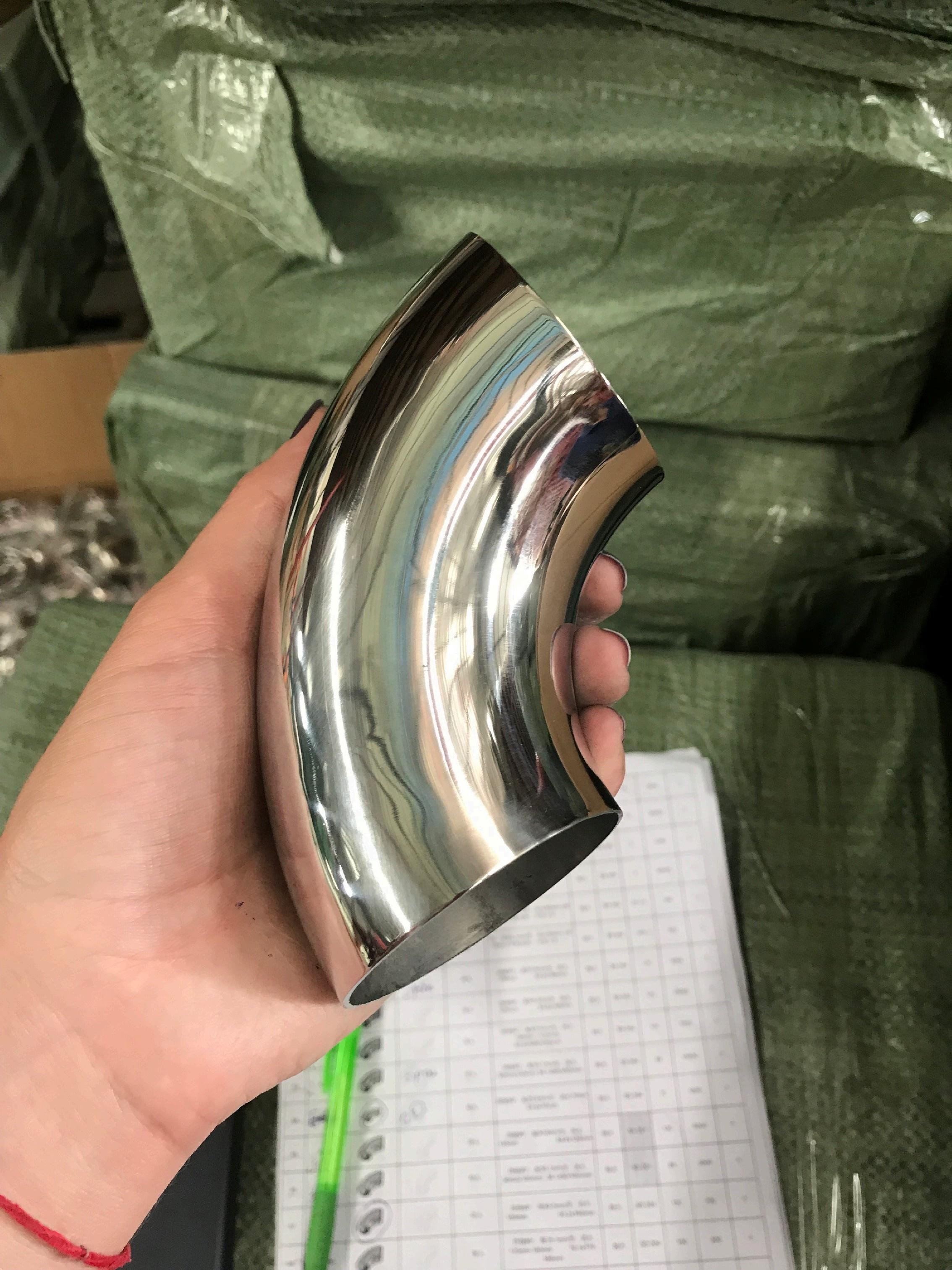Зеркальный утапливающий фитинг из нержавеющей стали, крестообразный соединитель для поручня, трубы, ограждения