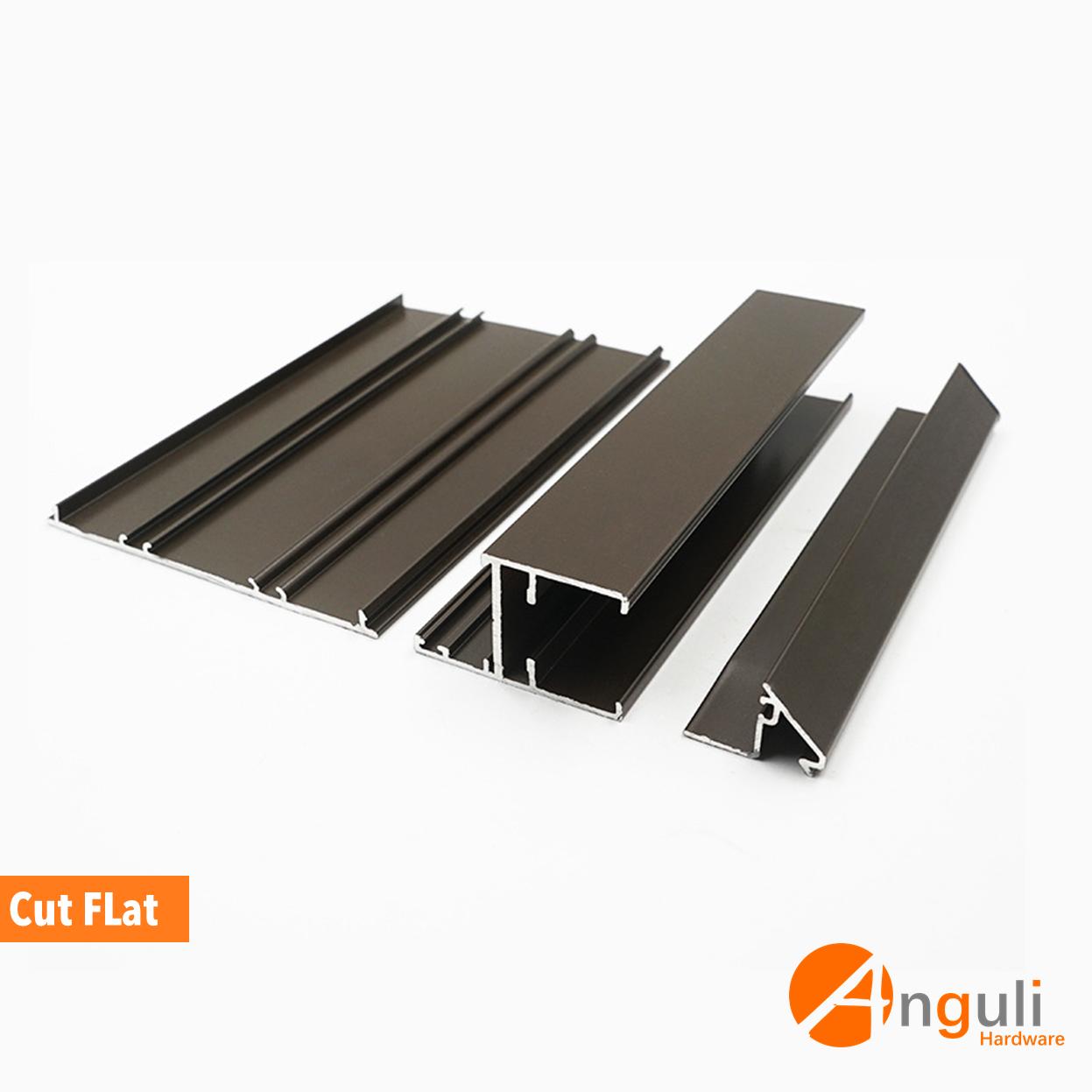 Алюминиевый профиль Anguli для окон и дверей под заказ