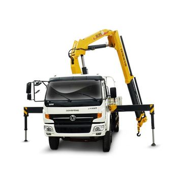 High Quality SQ10SK3Q 10 Ton Truck Mounted Crane Best Seller In Suriname