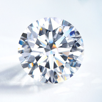 Messi Jewelry D E F G Color VS VVS 0.5ct 1ct 1.5ct 2ct CVD HPHT Synthetic Lab Grown Diamond