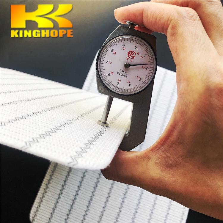 Поддерживающий материал, черный стежок, нетканый подкладочный материал для одежды и обуви по хорошей цене