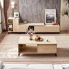 (A-TV cabinet + side cabinet + coffee table)-LS02ZHV1MA002