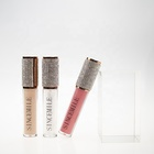high glitter shiny lip gloss private label use your own brand cosmetics private label lip gloss base gel