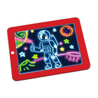 3D Magic Pad LED Writing Board For Art Magic Pad Board With Educational Set gift