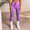 Purple-leggings