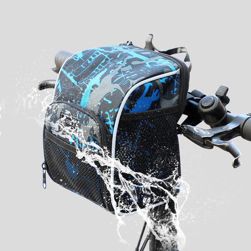 Пользовательский горный велосипед для взрослых, велосипед для активного отдыха, многофункциональная велосипедная сумка для велоспорта, Передний Велосипед