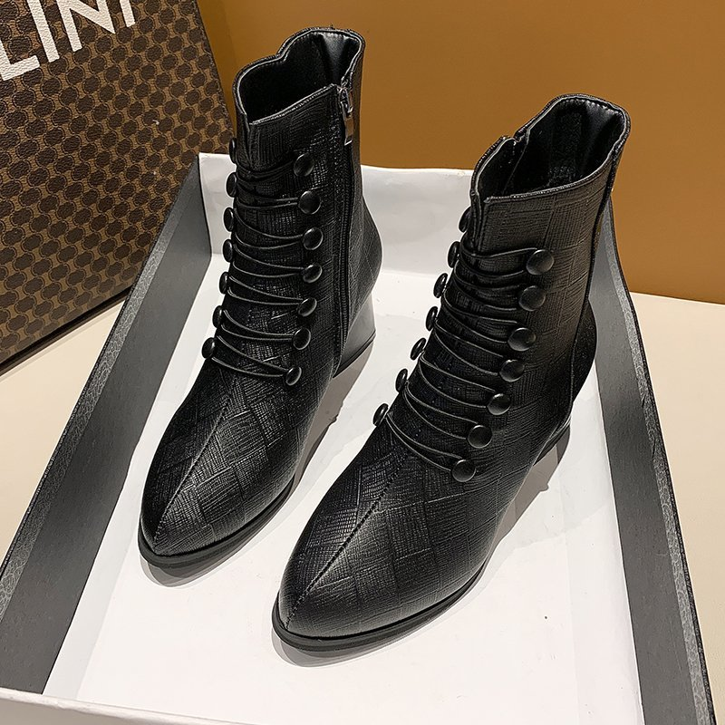 Minika/женская спортивная обувь наивысшего качества; Обувь из искусственной кожи на резиновой подошве, визуально увеличивающая рост; Повседневная обувь; Кроссовки