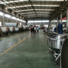 Steam heating fully automatic food grade canning retorts for can products