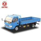 Mini Van Dongfeng New 82HP Dong Feng 6 Wheels 4x2 4.1m Mini Light Flatbed Cargo 5 Tons Van Delivery Logistics Tow Trucks Price For Sale
