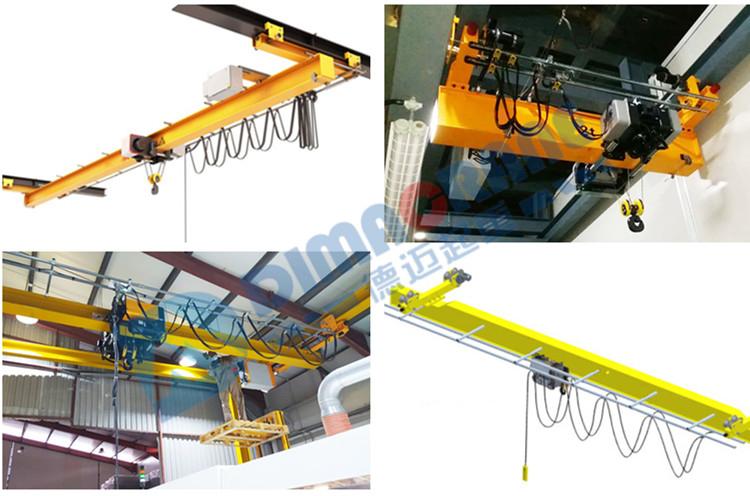 5 ton Suspension bridge cranes