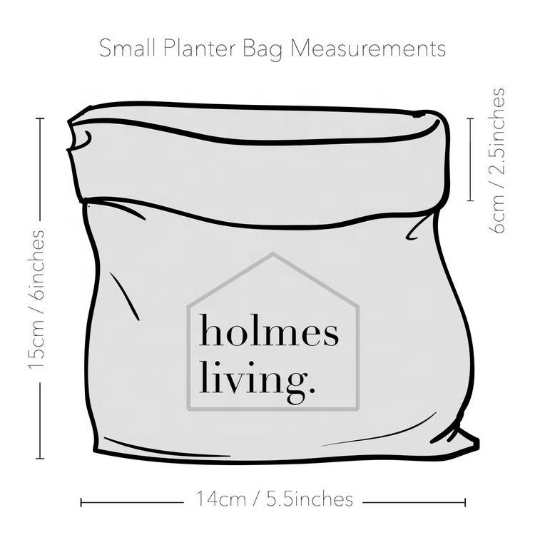 3/5/8 дюймовые круглые холщовые мешки для выращивания, индивидуальный дизайн с джутовой подкладкой