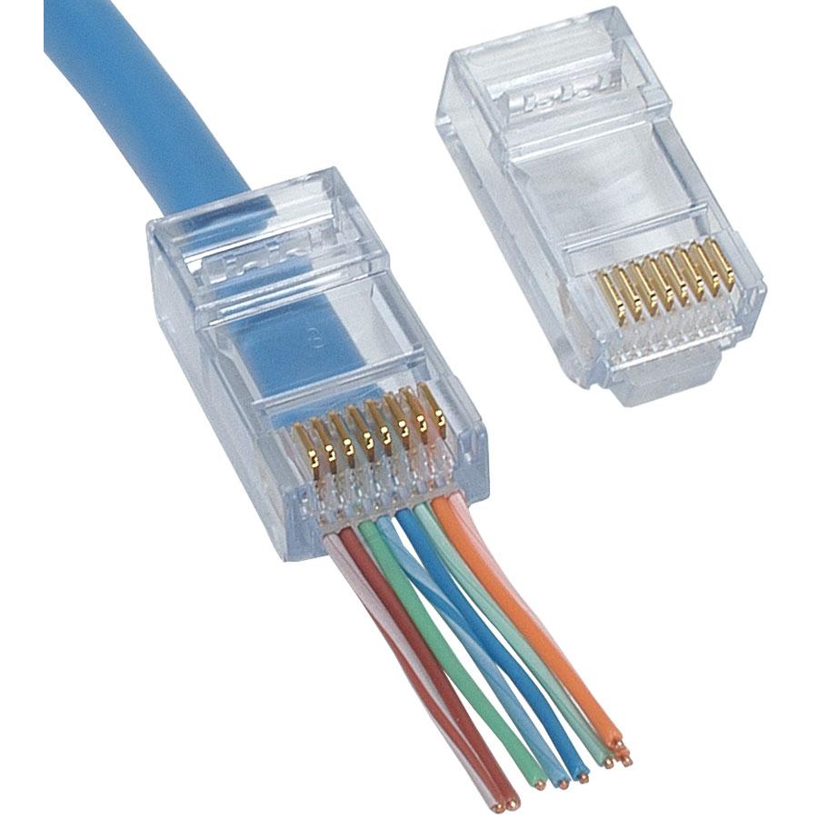 Through Hole Ez Type Connector Rj40 Plug Utp Rj40 Ez Cat40e   Buy Ez Type  Connector Rj40 Plug,Utp Rj40 Ez Cat40e,40p40c Cat40 Connector Rj40 Product on  ...