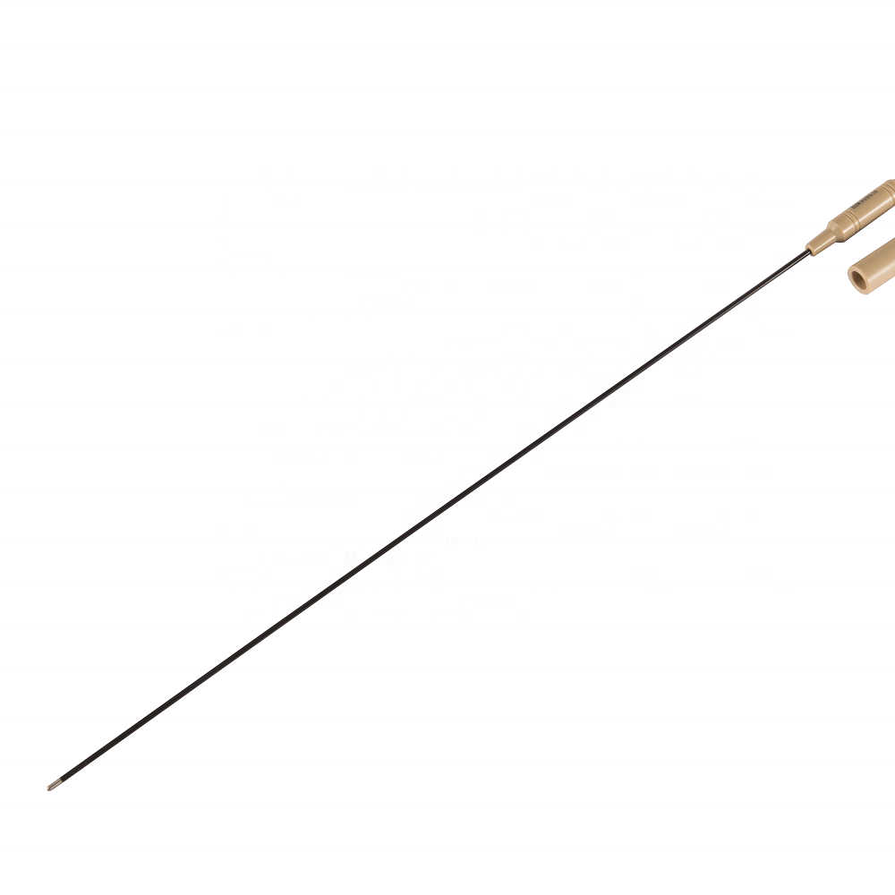 Cable for Monopolar Electrode with a two pin connector used to connect a single electrode to Leksell Neuro Generator