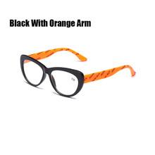 """SOOLALA солнцезащитные очки """"кошачий глаз"""" Для женщин очки для чтения 0,5 0,75 1,25 1,75 2,25 2,75 4,5 5,0 пресбиопии для чтения очки для чтения(Китай)"""