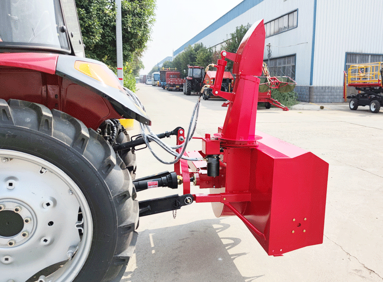YTO tractor mounted rear snow blower hot on sale