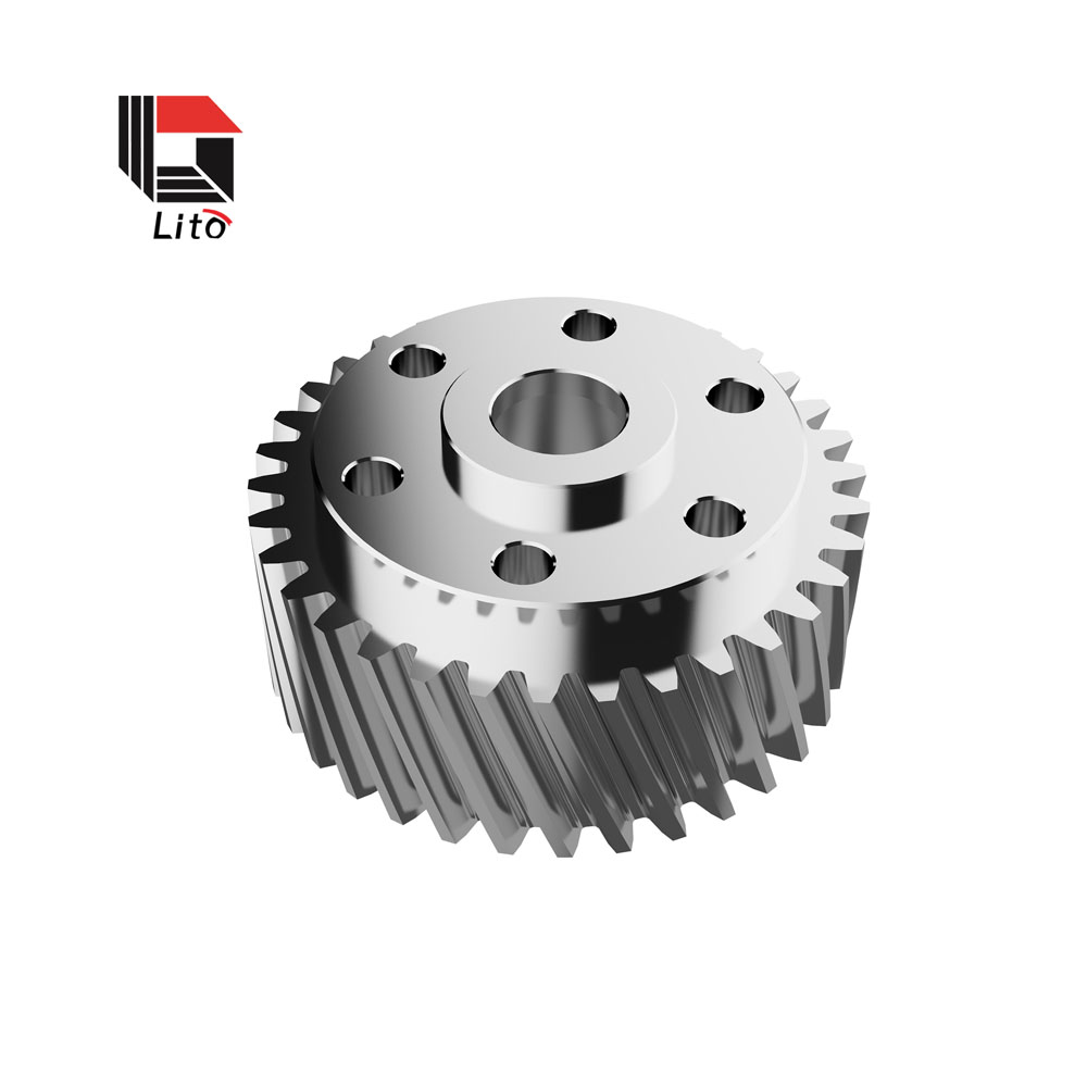 Professional manufacturer small differential bevel gears