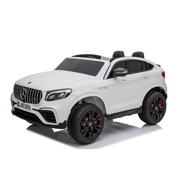 2020 Licensed Mercedes Benz Two Seats Electric Motor Kids Ride on Cars with tv(mp4)