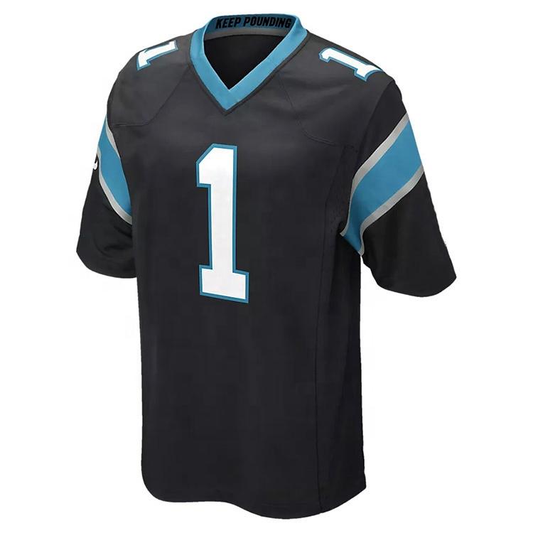 Последний простой дизайн Пользовательский логотип Американский футбол униформа для мужчин