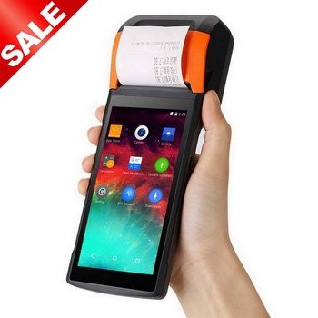 SUNMI V2 Tablet Software Point of Sale Retail Cash Register Touch Screen Terminal Price All in one Android pos systems