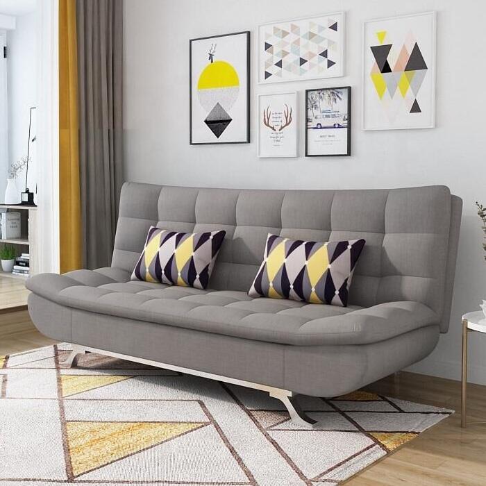 Практичный тканевый диван-кровать Универсальный диван для гостиной комбинации диванов-трансформеров