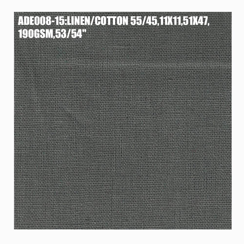 Супер текстиль: L/C 55/45 Экологически чистая хлопчатобумажная ткань для дивана/одежды