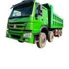 Sinotruk Howo 8x4 Dump Truck Used Used Dump Trucks for Sale in Chine Dump Truck 10t Used