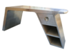 3 Wood Frame+Aluminium Cover+Rivets