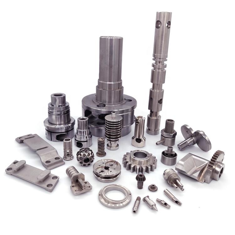 CNC подвергая механической обработке анодированный изготовленный на заказ 6061 6063 алюминиевые запасные части