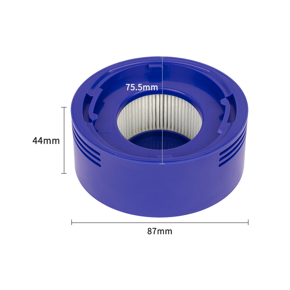 HEPA Post Filter Fit Dysons  V7 V8 Cordless Vacuum Cleaner Compatible Replacements Part