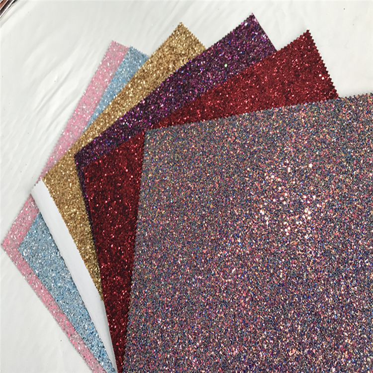 Newest Anti-Mildew glitter vinyl fabric