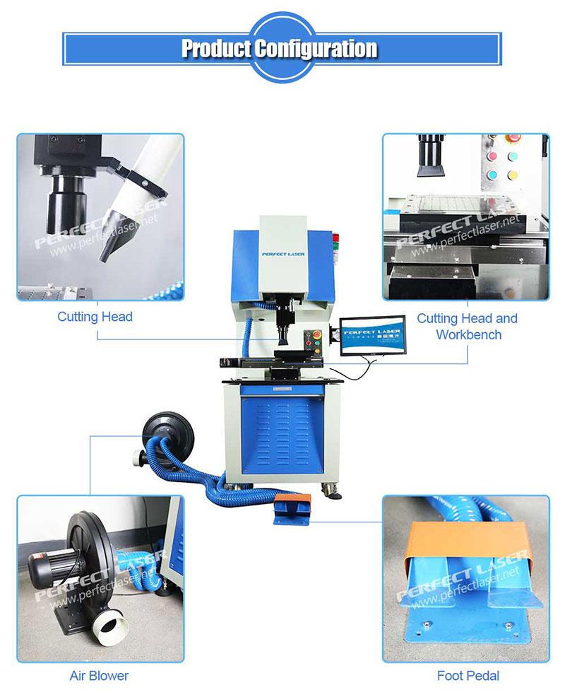 Solar Cell Cutting Machine Fiber Laser Resource Fiber Solar Cell Cutter