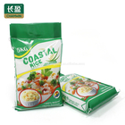Rice Bags Bag With Handle Rice 10 Kg Rice Bag 10 Kg Rice Packaging Sack Bags For Basmati Rice 5kg Bag With Handle