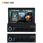 "Dvd FY8013d Single Din Car DVD Player With Retractable 7"" TFT Touch Screen"