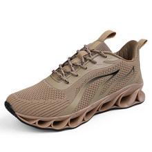Мужская легкая Нескользящая обувь; Удобная и дышащая мужская обувь на шнуровке; Баскетбольная обувь для пеших прогулок; Tenis Feminino Zapatos(Китай)