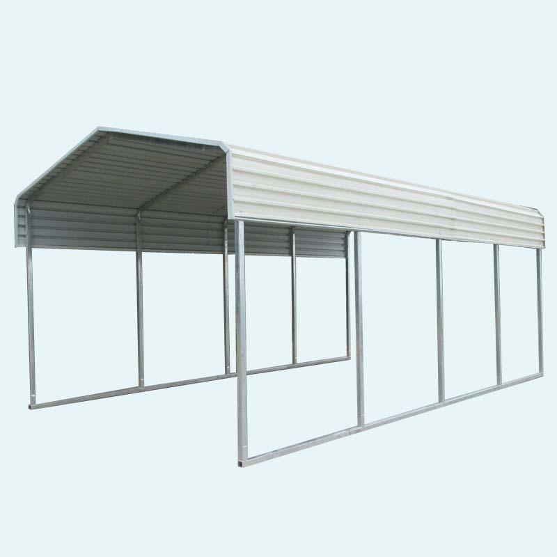 Steel Carport 6x4m Shed